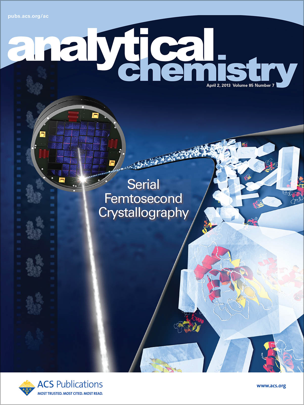 Analytical Chemistry https://pubs.acs.org/toc/ancham/85/7