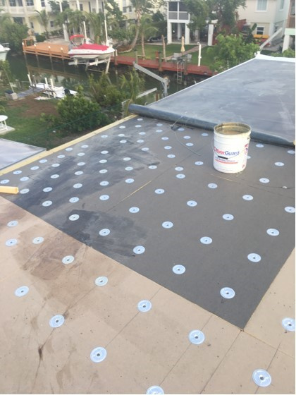 Commercial Flat Roofing 2