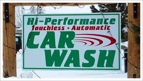 Hi-Performance Car Wash||||