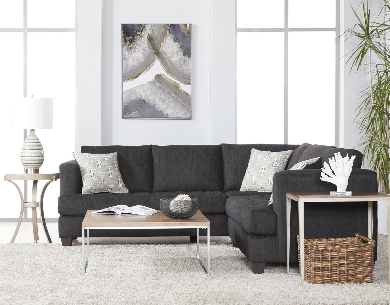 16400 Tootsie Roll Sectional