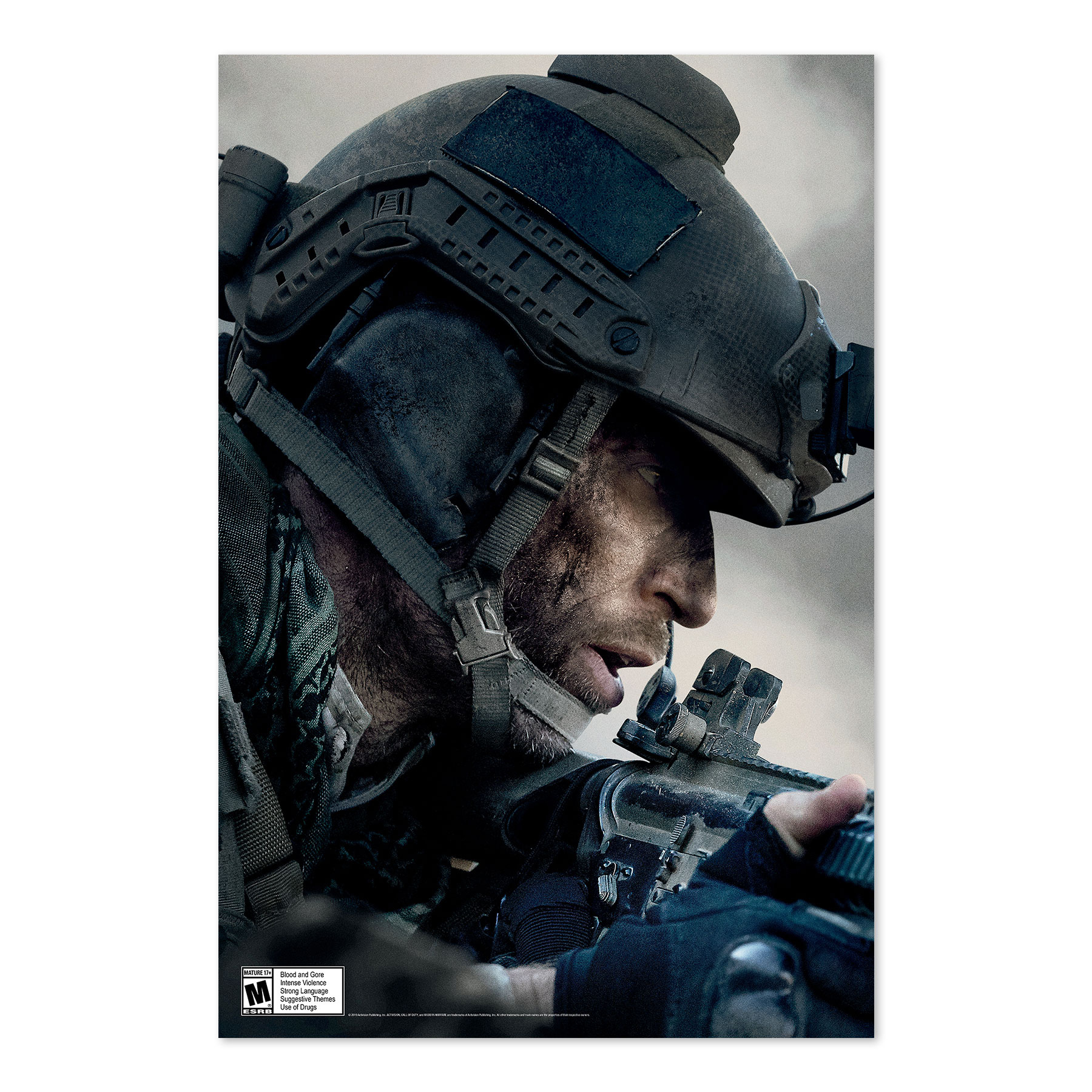 Call Of Duty Modern Warfare Wall Poster
