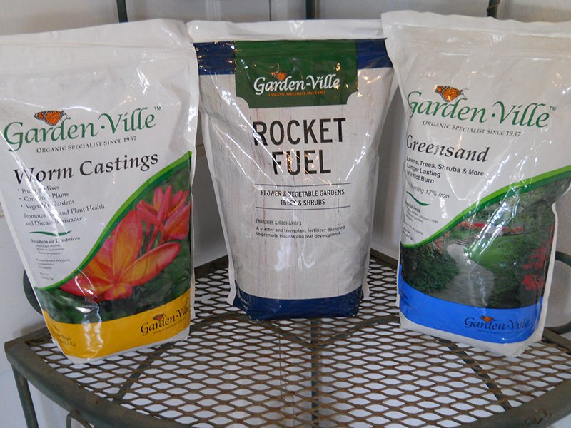 Gardenville products