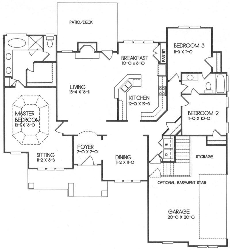 16-31 floor plan