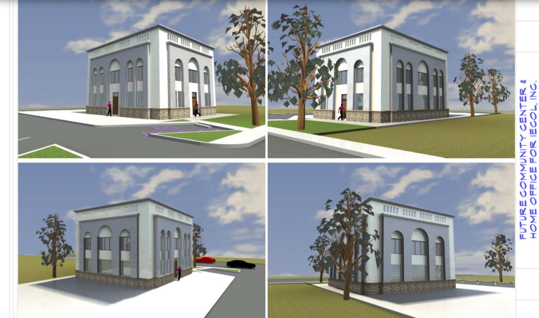 Our future community center
