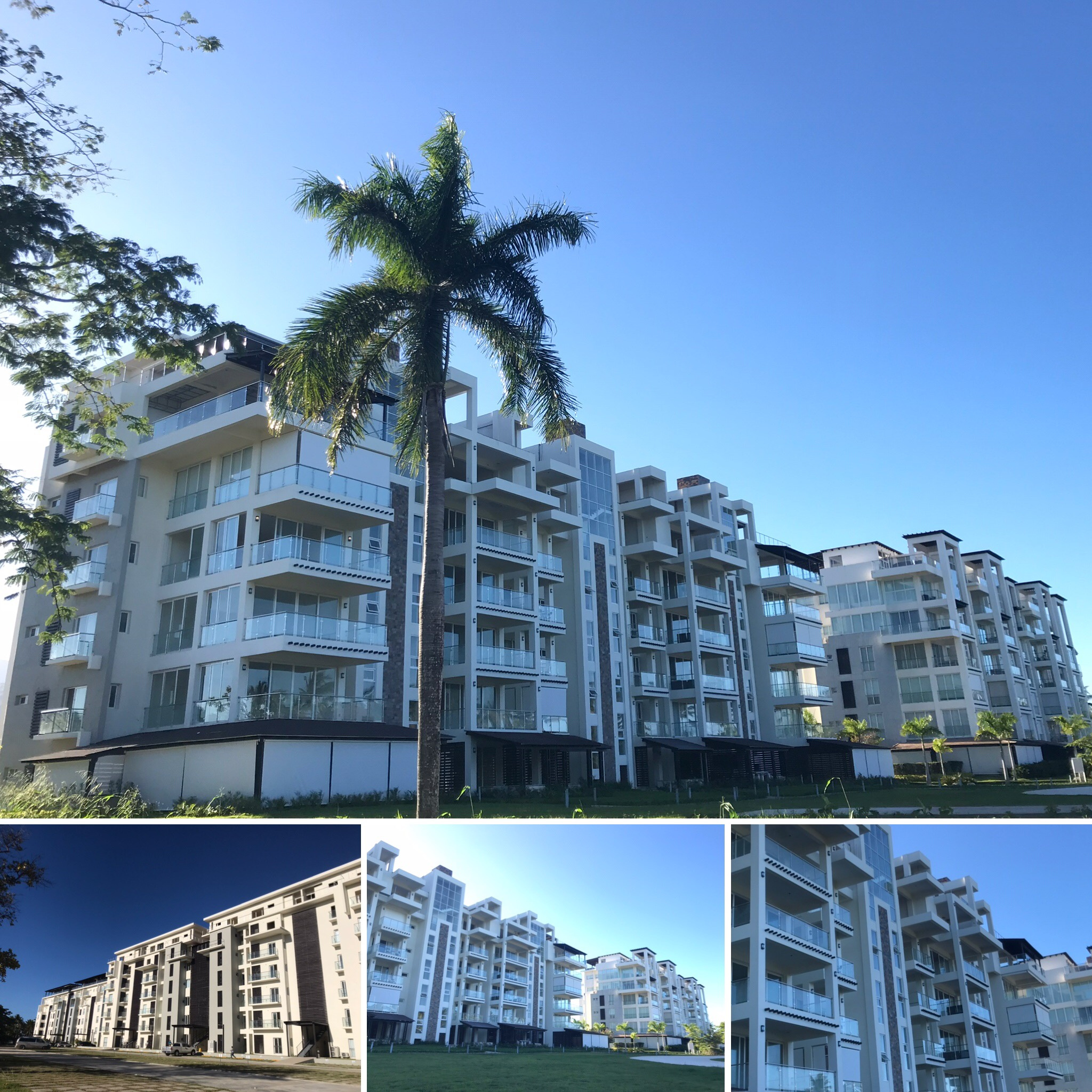 Hotel Blue Jack Tar, Edificios 1 & 2