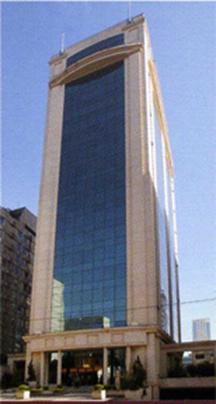 Edifício Cristal Tower - São Paulo / SP