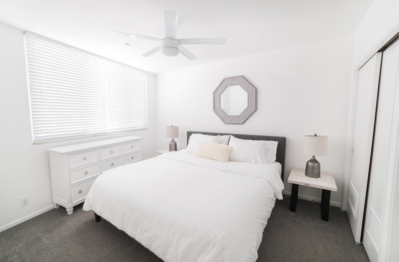Hermosa Beach Apartment Bedroom 3