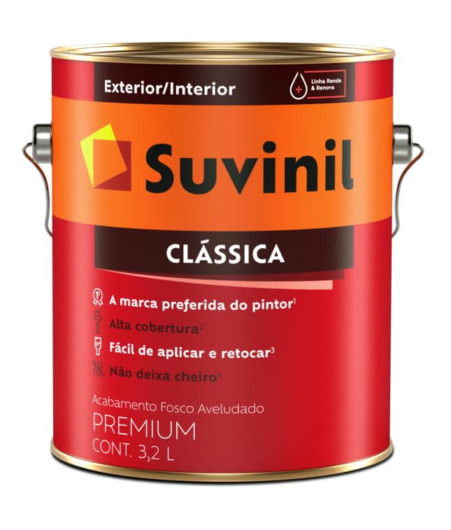 TINTA CLÁSSICA FOSCA PREMIUM SUVINIL