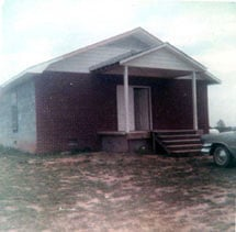 Beginning of Sonlight Baptist Church