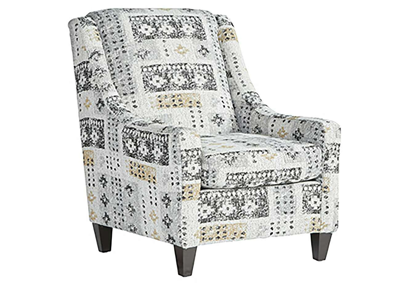 Tupper Onyx Accent Chair