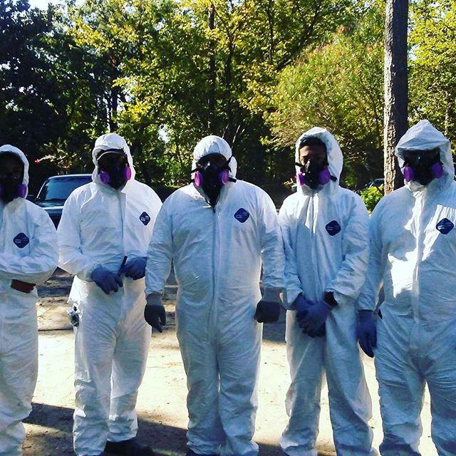 Asbestos Crew