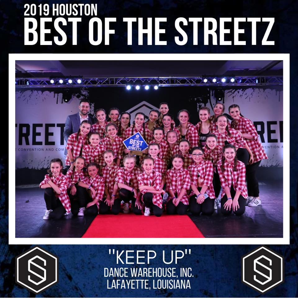 BEST OF THE STREETZ AWARD