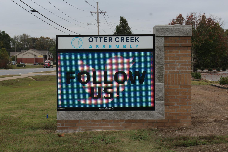 Otter Creek Church  Little Rock, AR