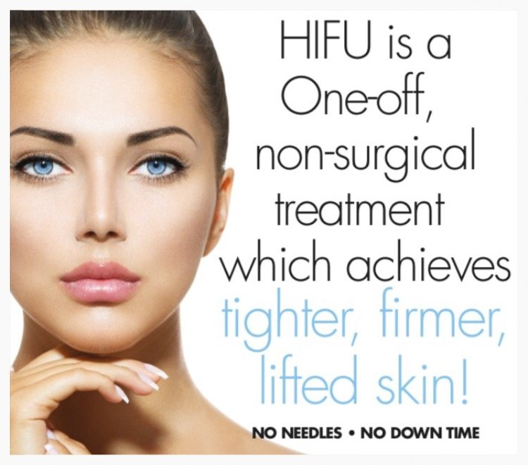 HIFU Non-Surgical Face Lift Treatment in Palm Harbor FL