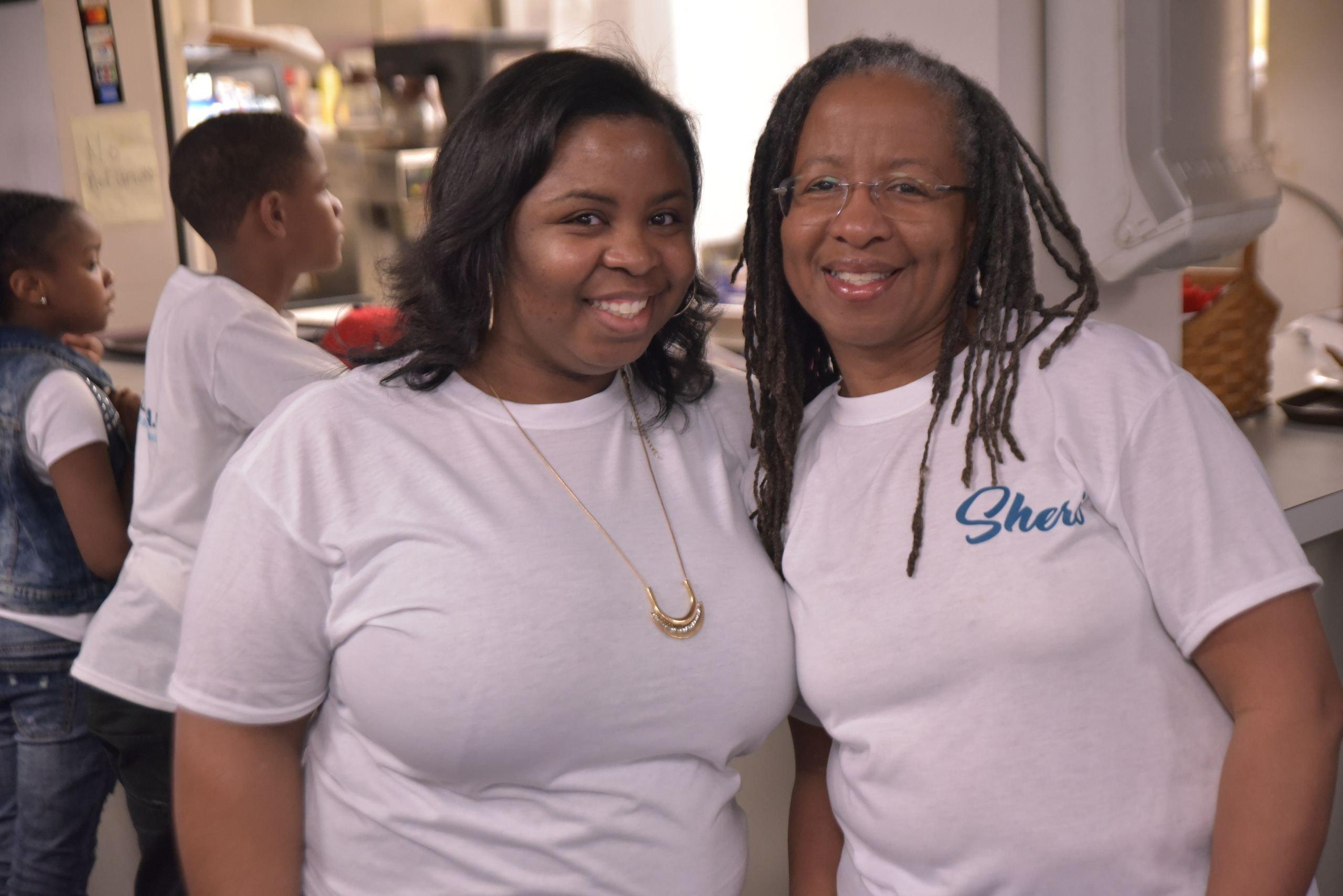 Female Volunteers