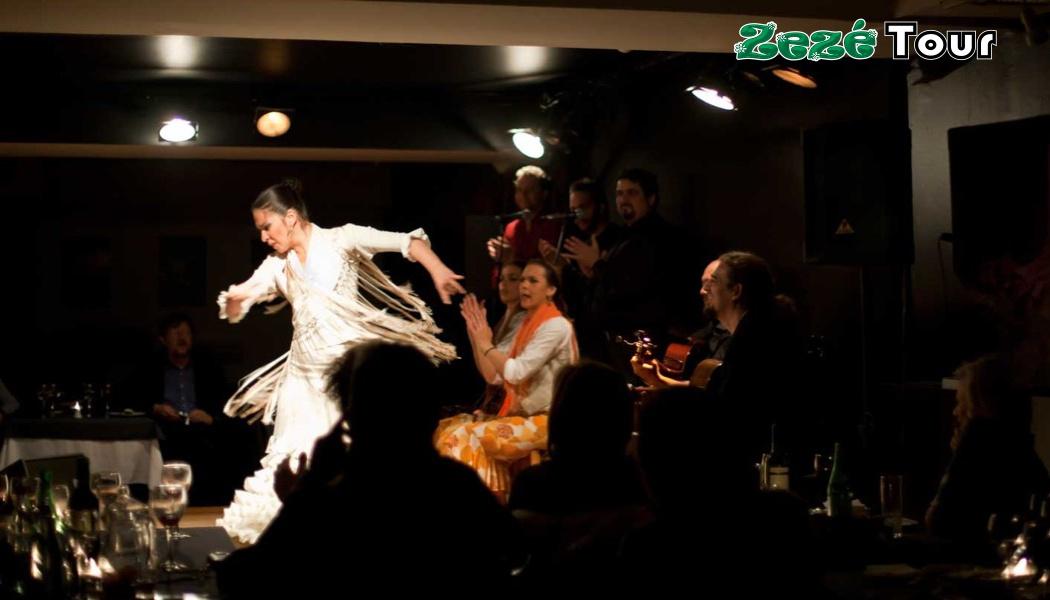 Madri (espetáculo Flamenco)
