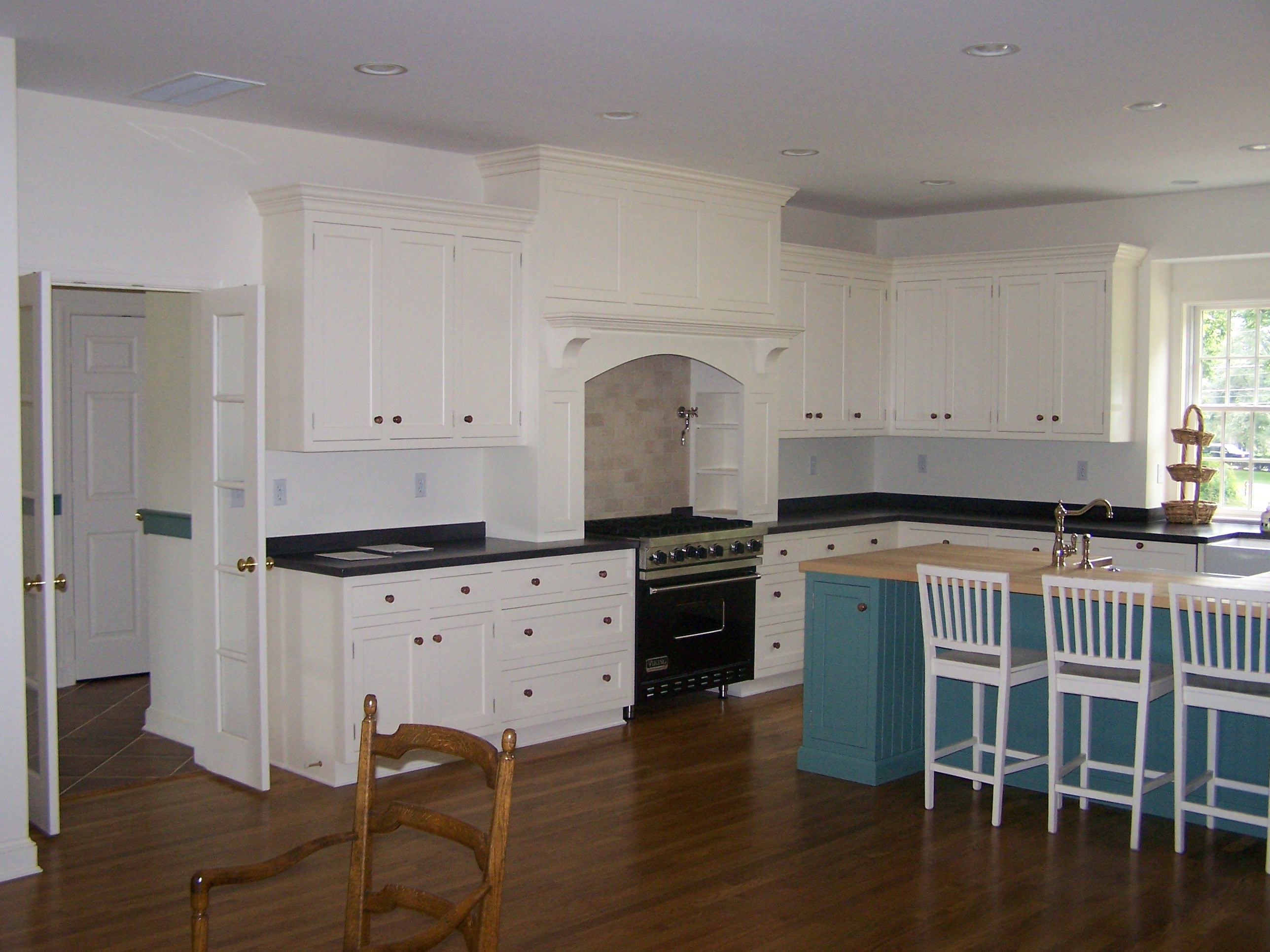 addition, remodel, and renovation after B