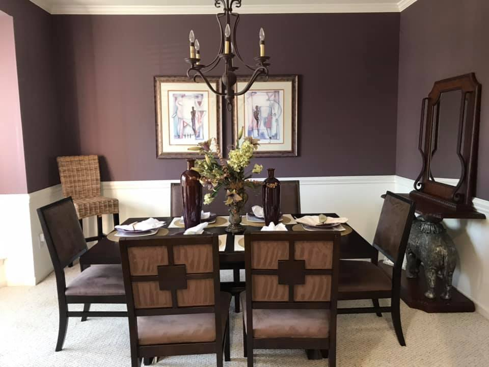 Staging - Dining Room