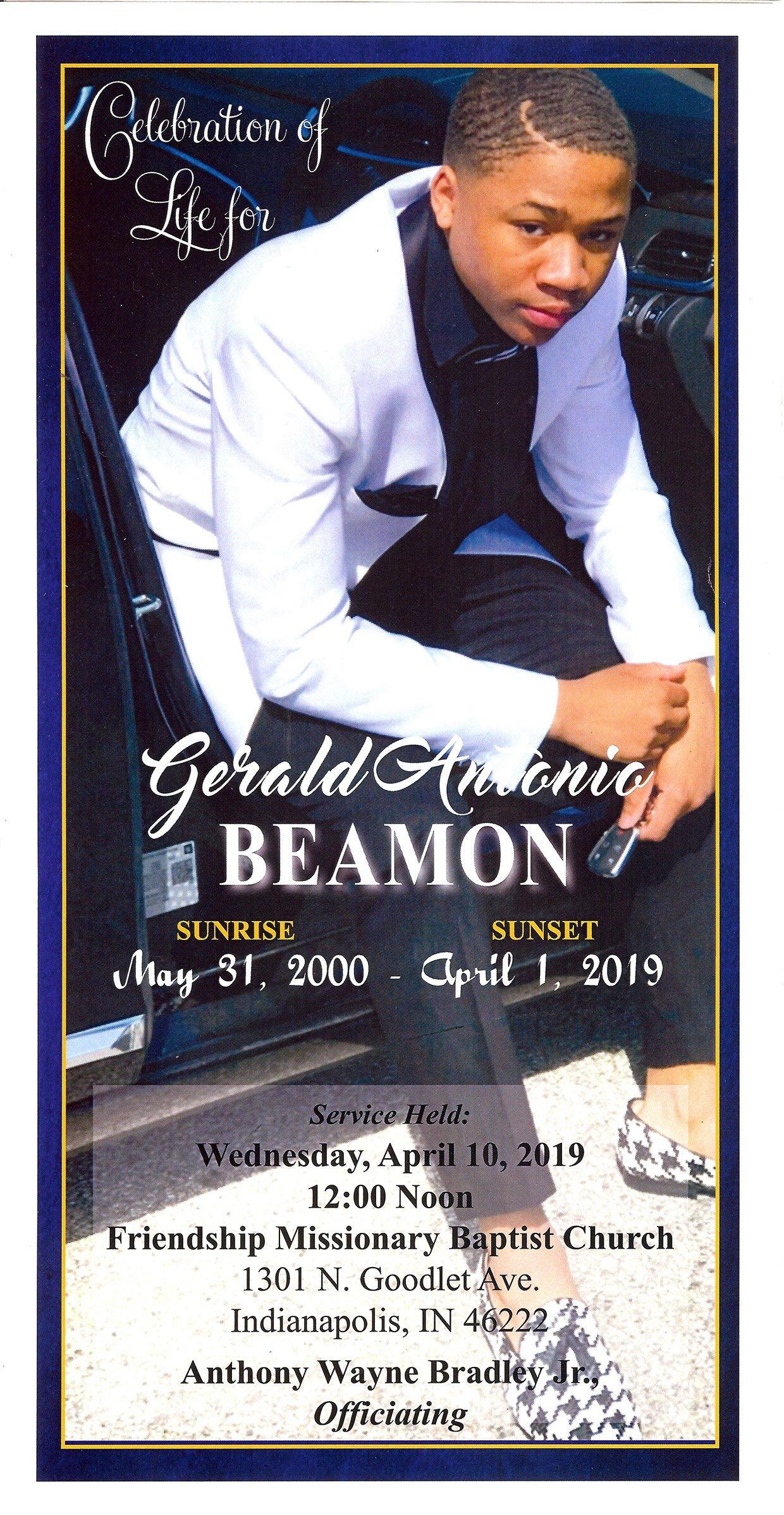 Gerald Beamon
