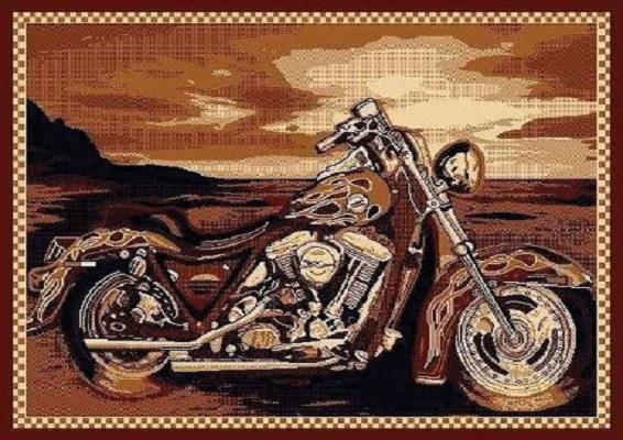 Motorcycle  5x7