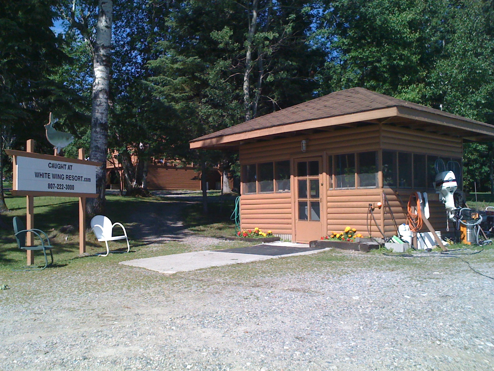 Lac seul s cabin and cottage packages northwest ont for Lac seul fishing resorts