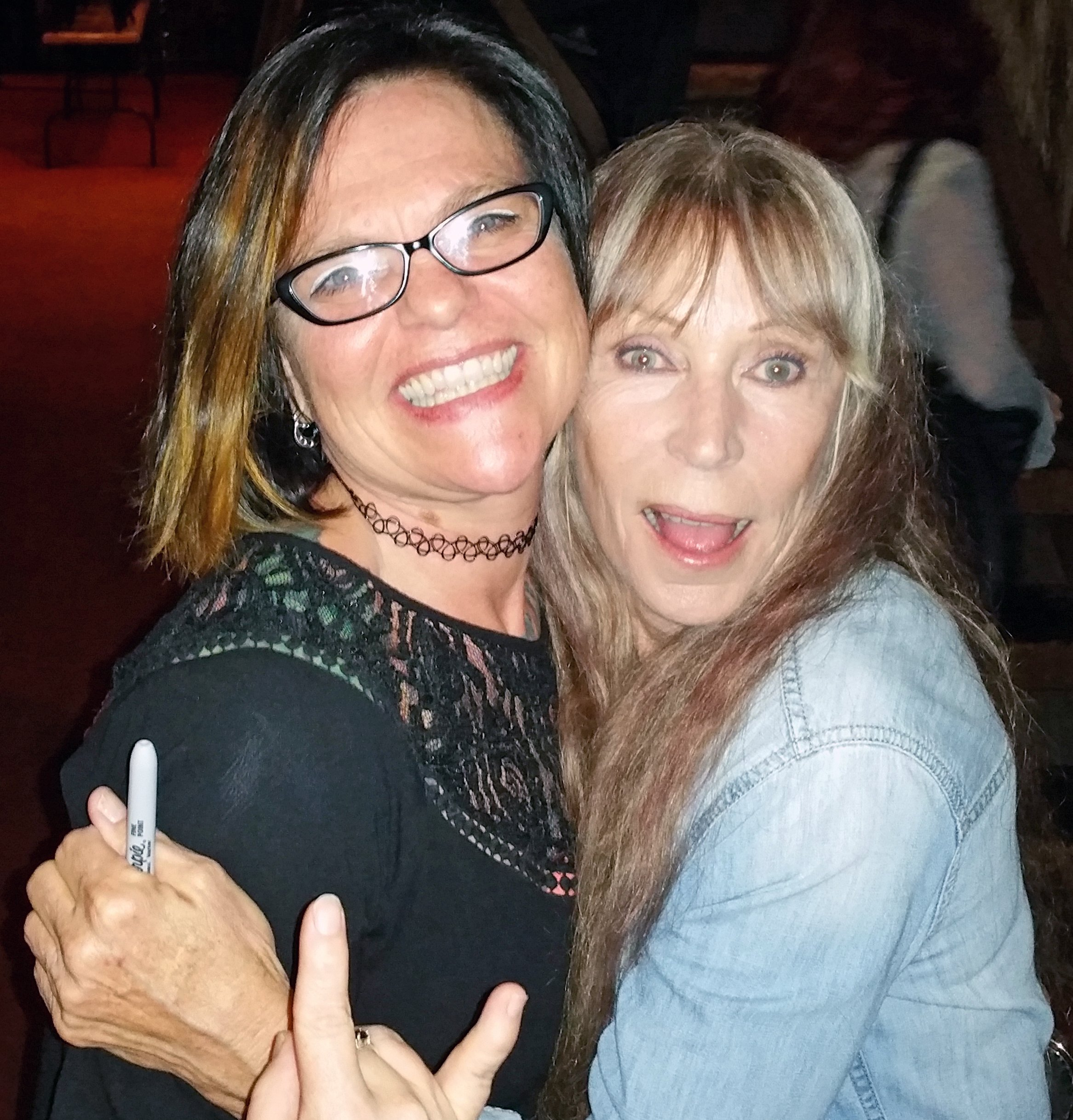 Juice Newton With Cathy
