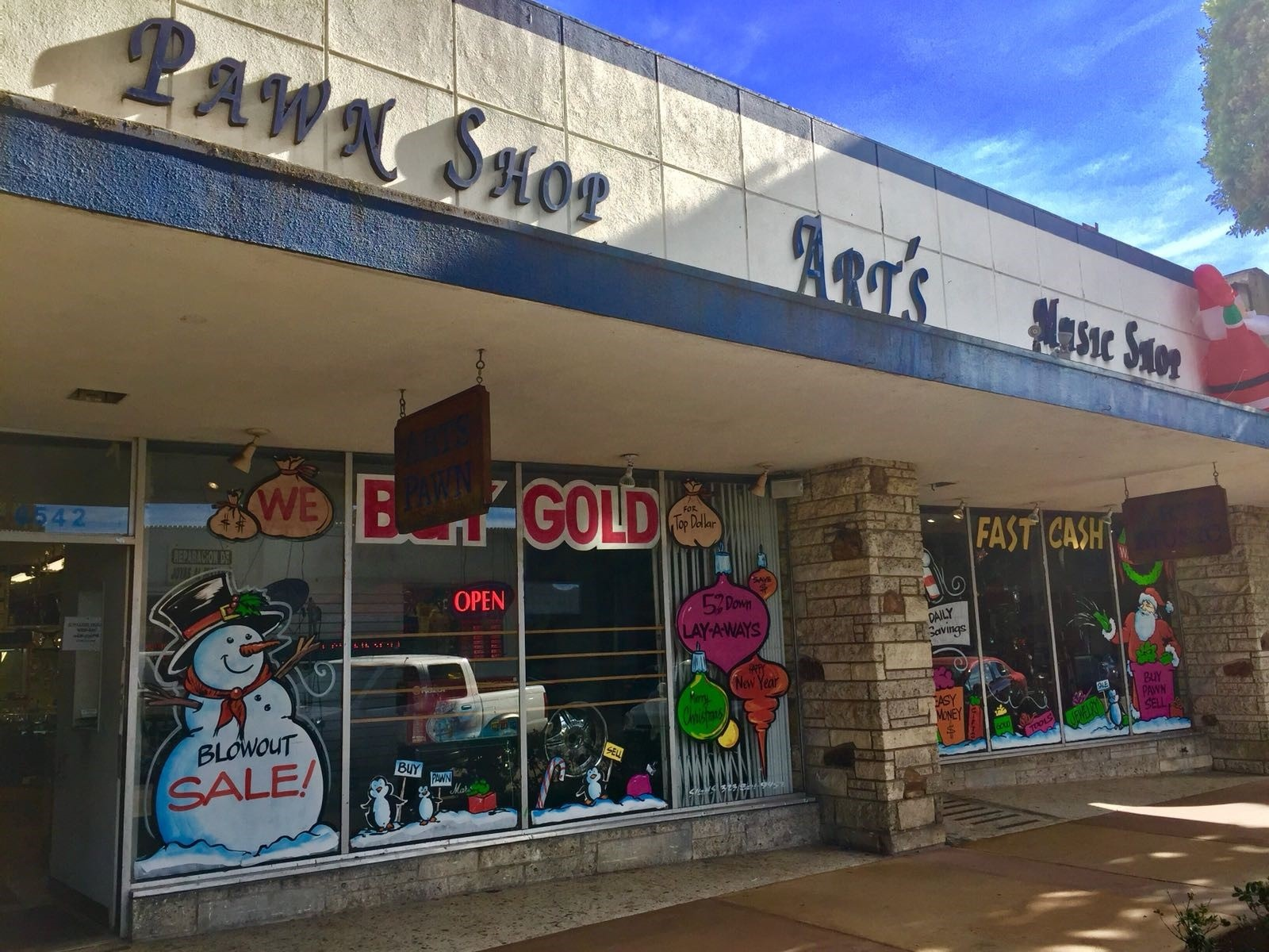 Our Pawn Shop