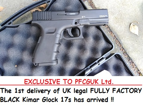Retay Factory Black Glock 17s