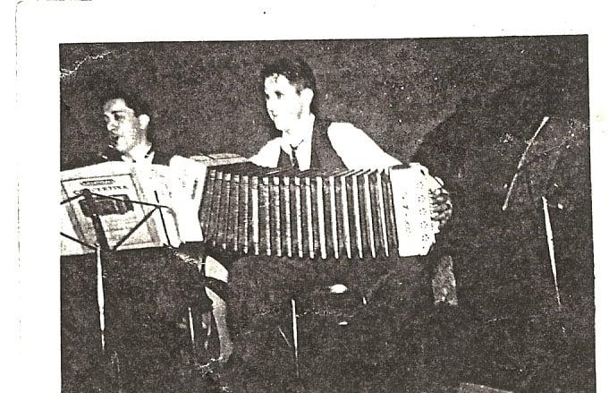 John Mika and his orchestra Chicago, IL