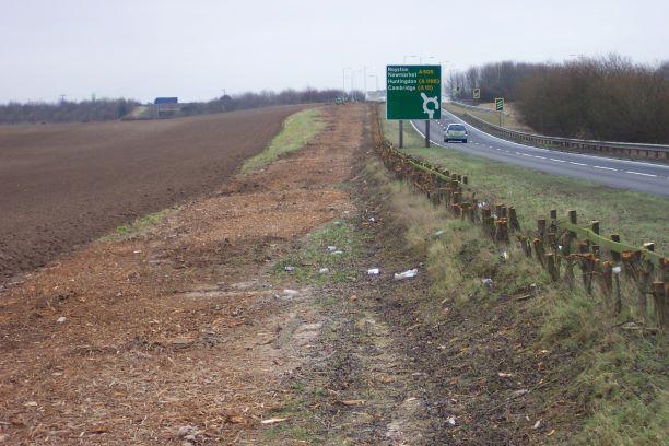 Scrub Clearance - Hertfordshire