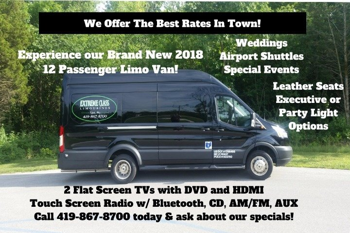 Here At Extreme Class Limousines We Recognize And Know What You Are Looking For From Toledo Limo Services Car Goes Farther Than