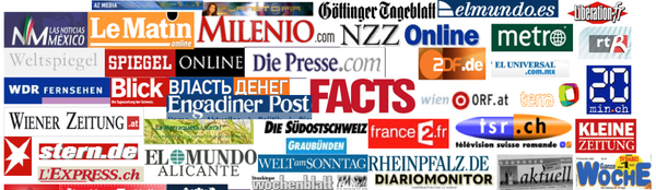 International News and Press Releases