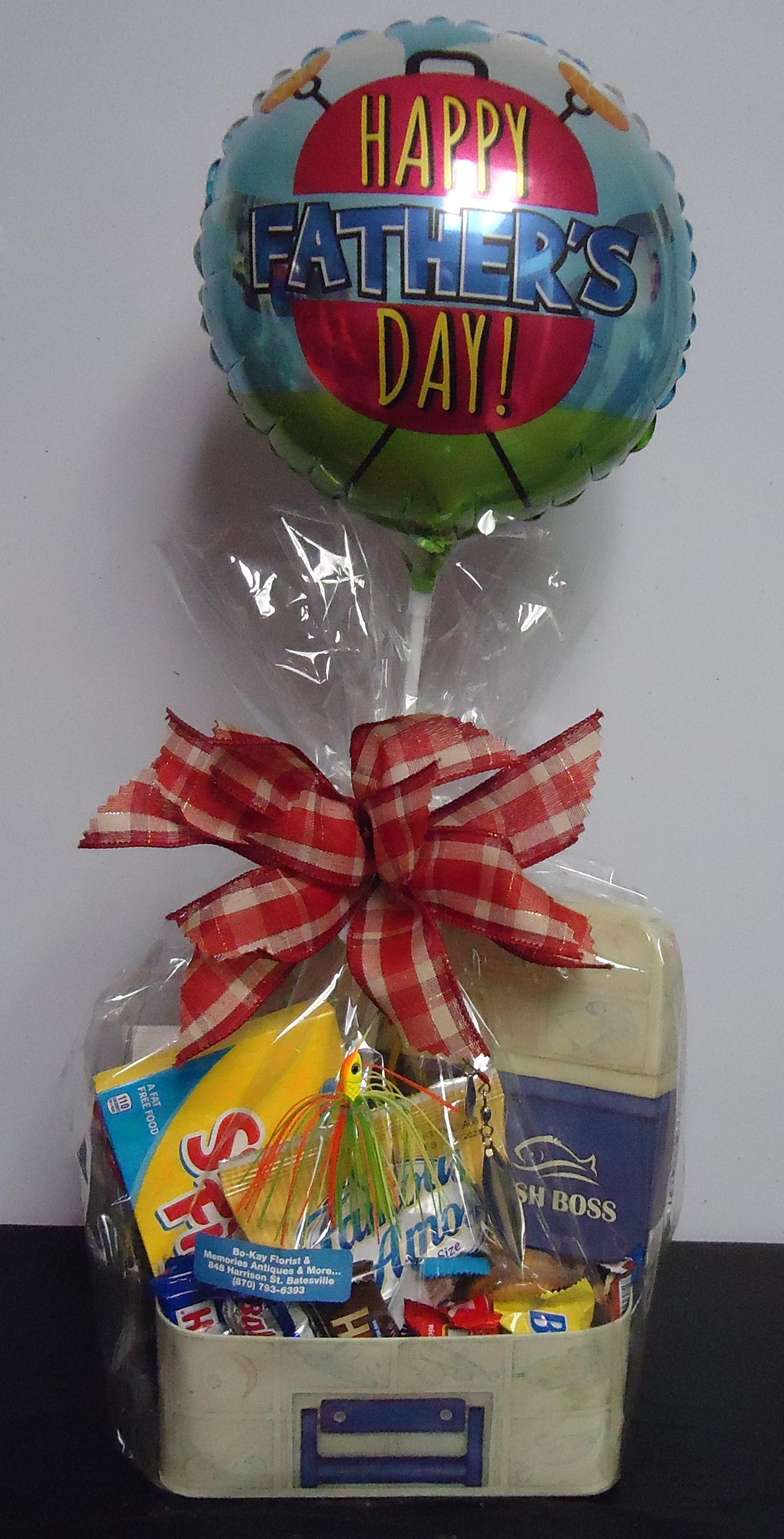 (2) Goodie Fishing Box  W/Balloon $40.00
