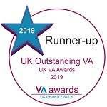 UK Outstanding VA Awards 2019