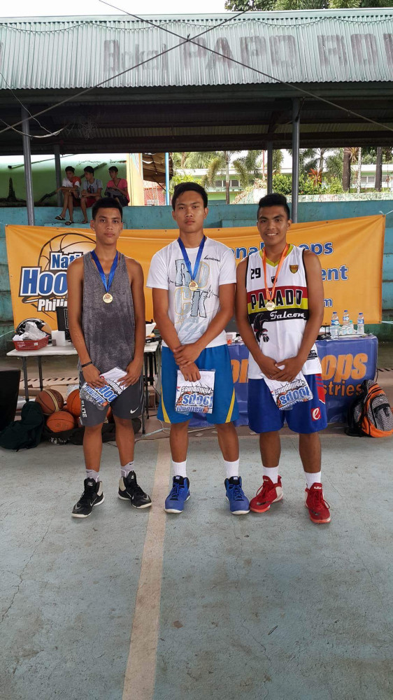 NHP in Dinalupihan Bataan Varsity Champion