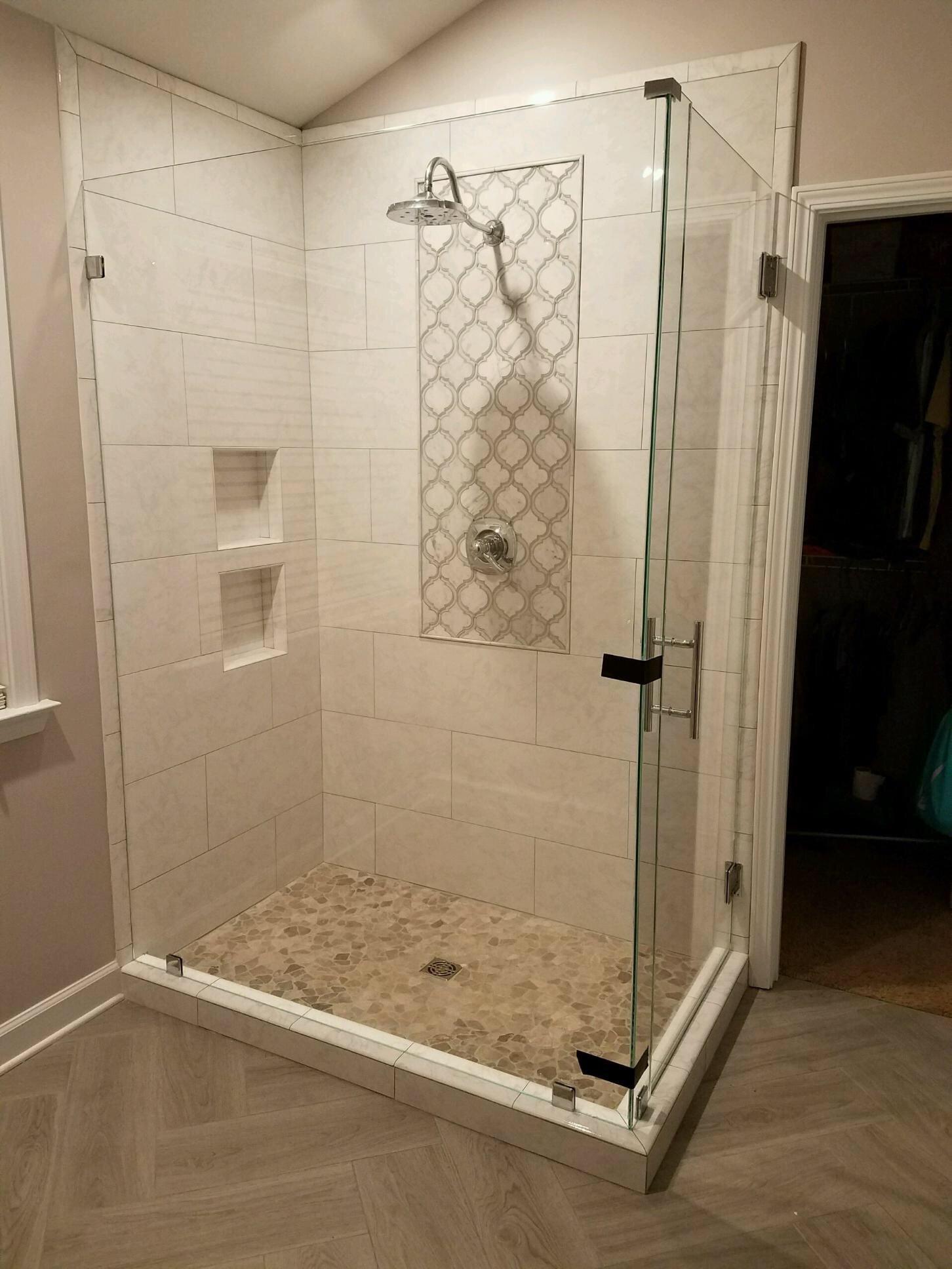 Transform - Master Shower After