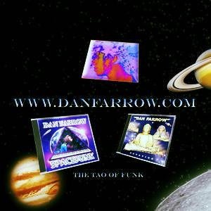 "FARROW ""THE TAO OF FUNK"" 3 CD TRILOGY"