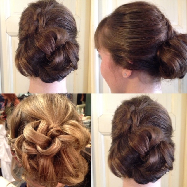 Updo Hairstyle 3