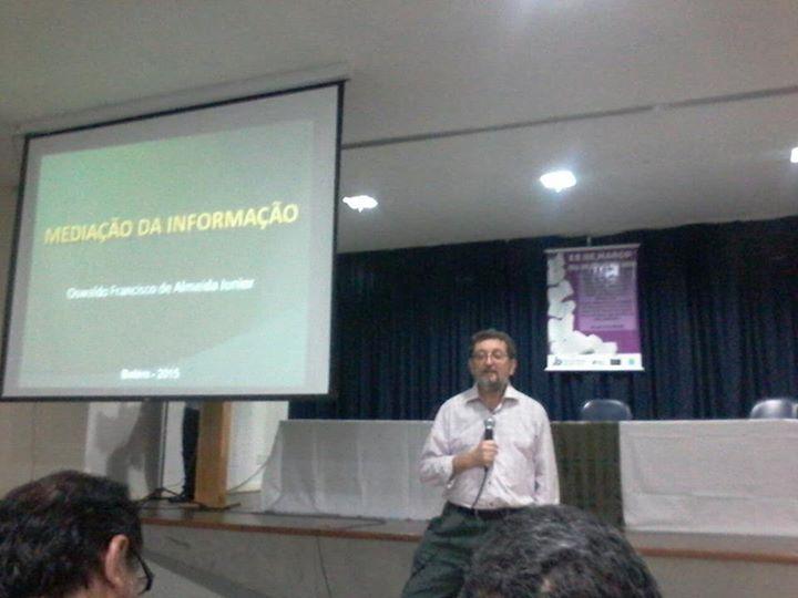 Dia do Bibliotecário em Belém 2016