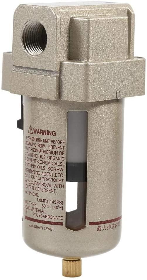 Filtro Separador de Humedad  Con Dren Manual