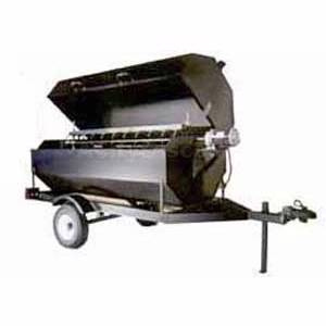 6' Towable Grill w/ Rotisserie $150/day or weekend Propane sold separately