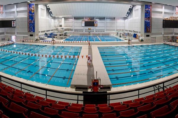 UTLee And Joe Jamail Swimming Center