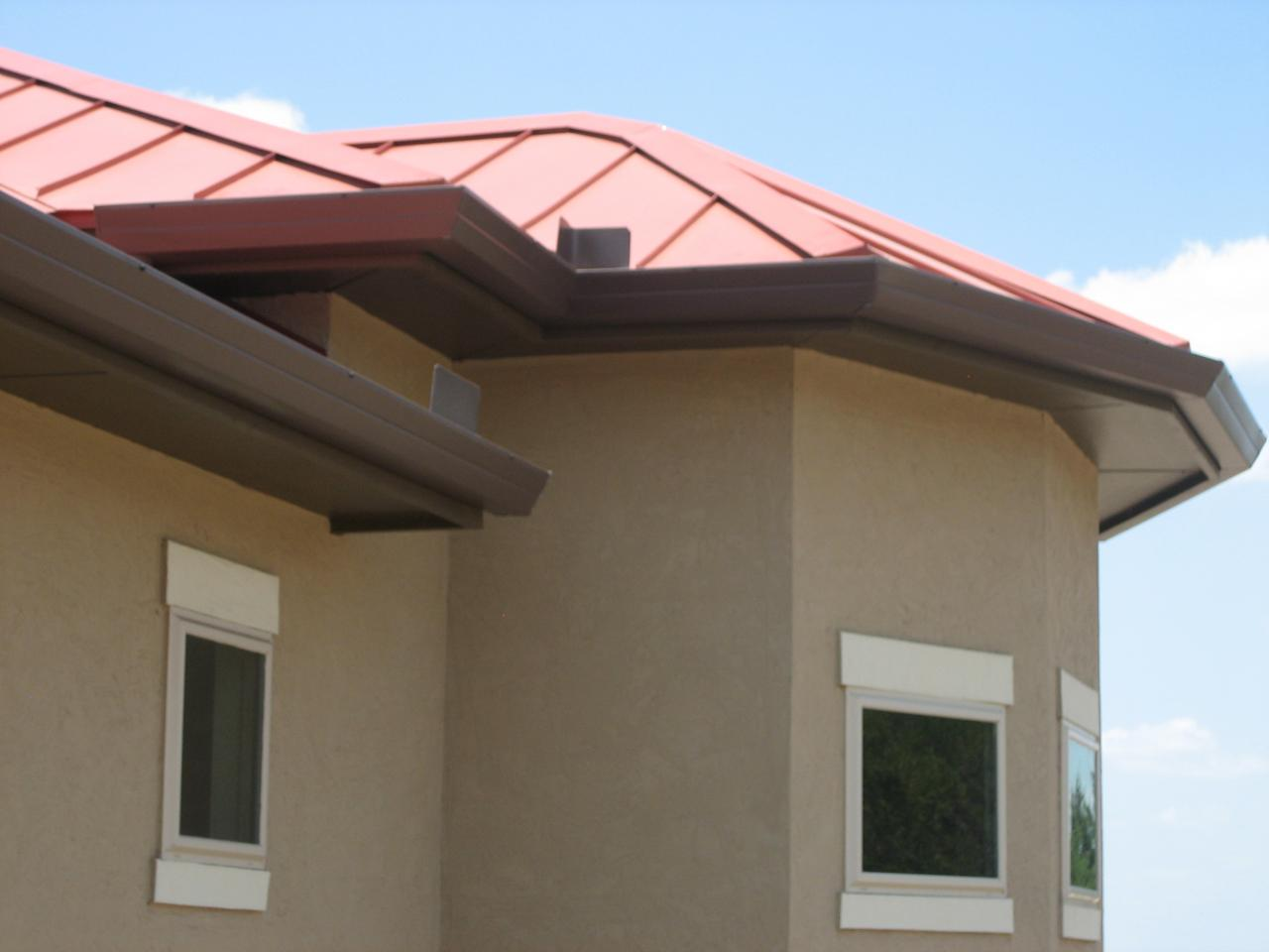 High quality gutters