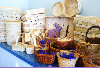Empty Gift Baskets