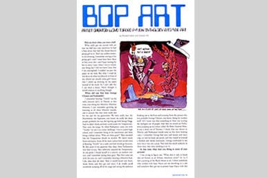 Bop Art 1