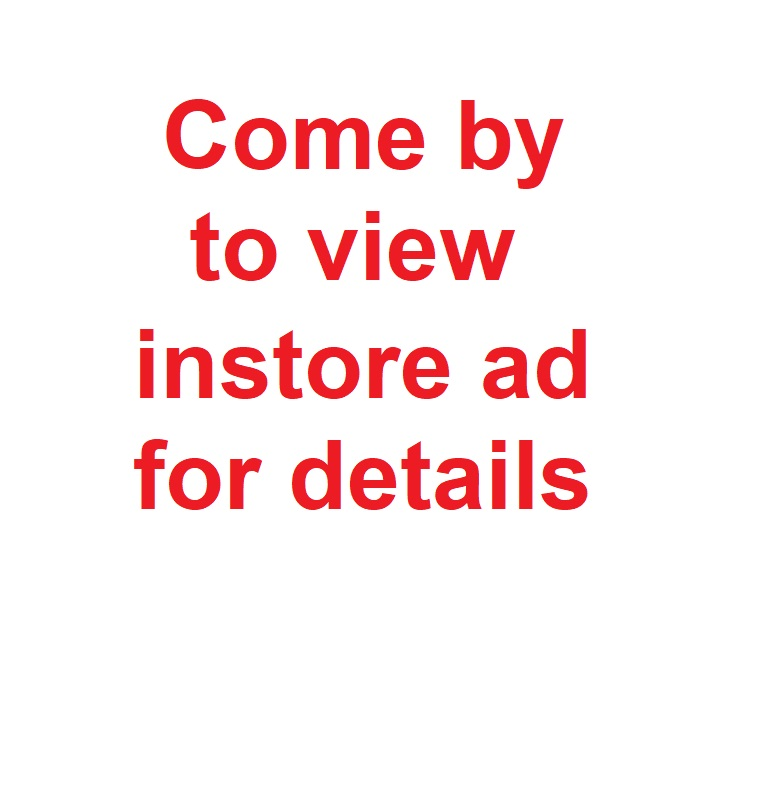 Come in to view ad