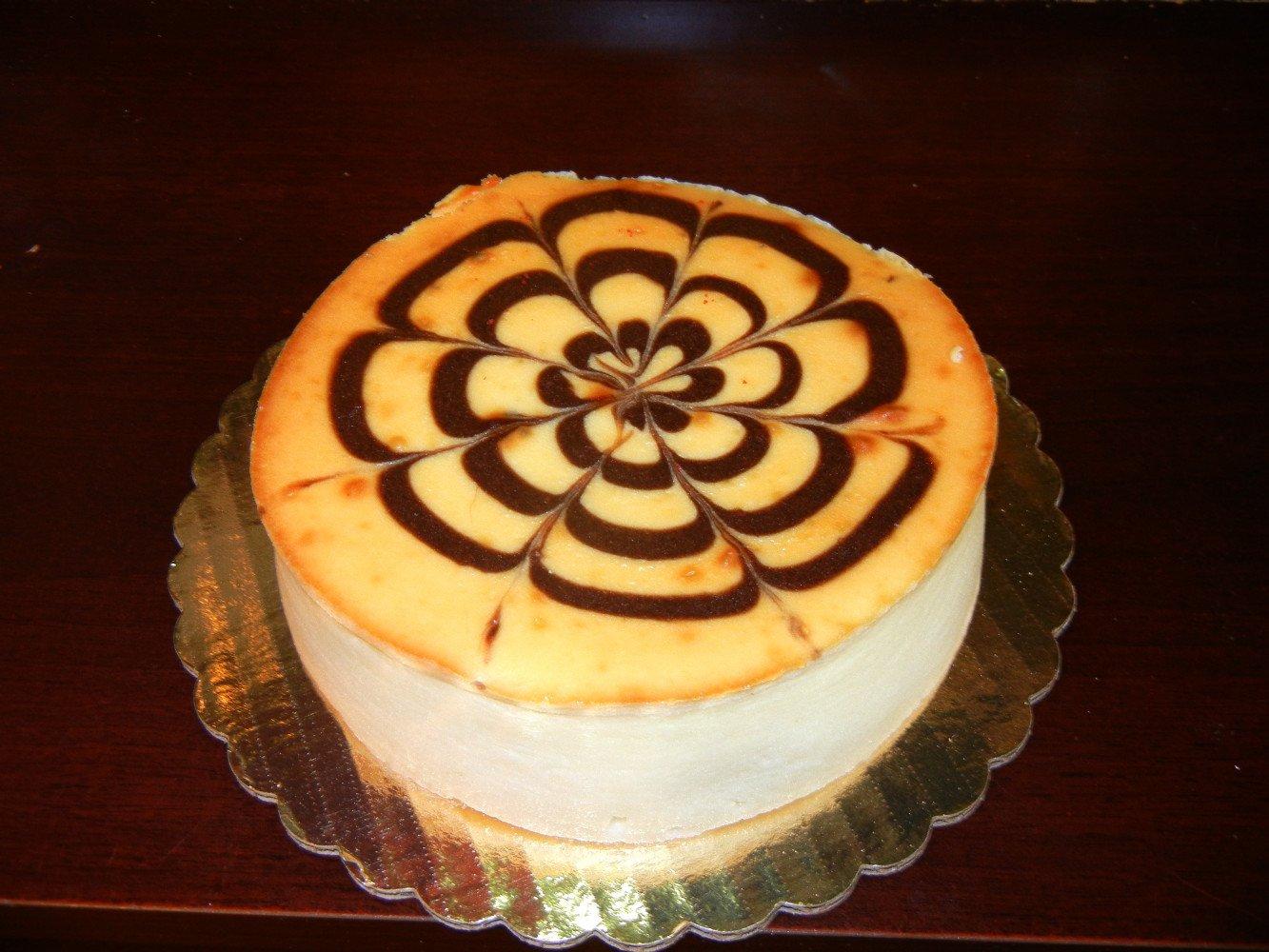 Marble American Cheesecake
