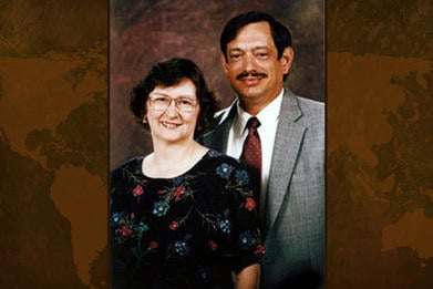 James & Phyllis Childress Panama