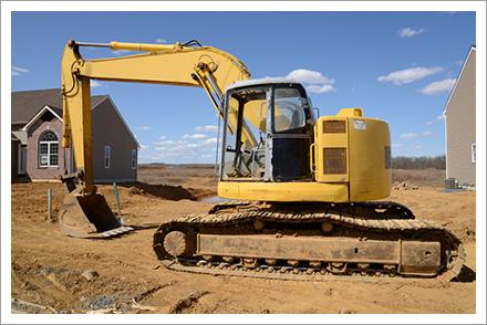 Excavator Equipment