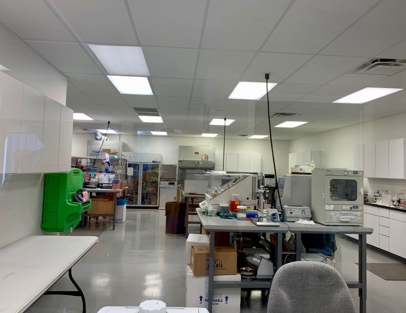 Ferm Solutions Lab at Wilderness Trail Distillery
